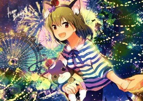 猫耳が可愛い女の子の二次エロ画像② 100枚-064