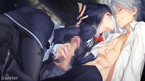 女の子が手コキしてくれる二次エロ画像② 100枚-006