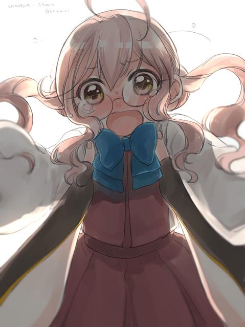 【艦これ】巻雲の二次エロ 100枚-016