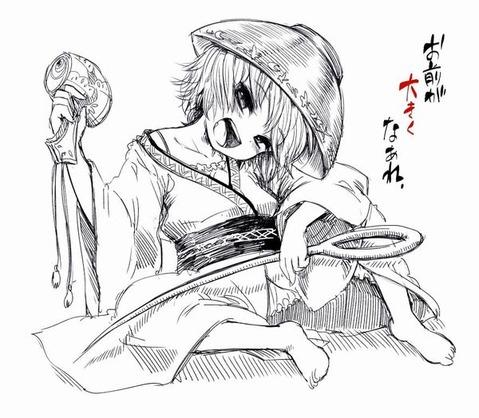 【東方】少名針妙丸の二次エロ画像 100枚-099