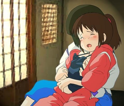 ジブリに出てくる女の子の二次エロ画像① 100枚-033