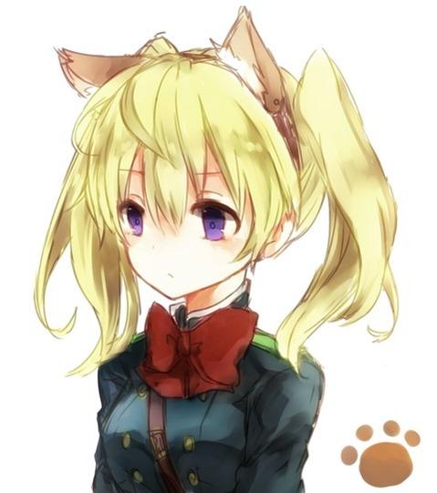 猫耳が可愛い女の子の二次エロ画像② 100枚-025