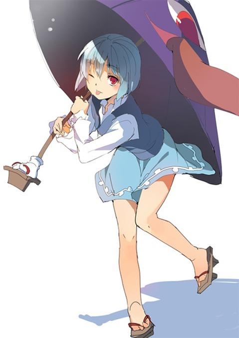 【東方】多々良小傘の二次エロ画① 100枚-093