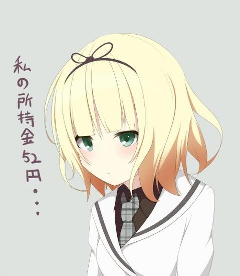 【ごちうさ】桐間紗路(シャロ)の二次エロ画像 100枚-100