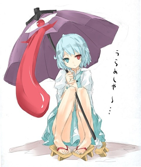 【東方】多々良小傘の二次エロ画① 100枚-084