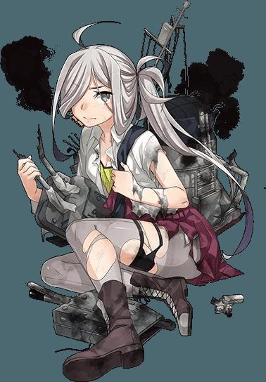 【艦これ】朝霜の二次エロ 100枚-053