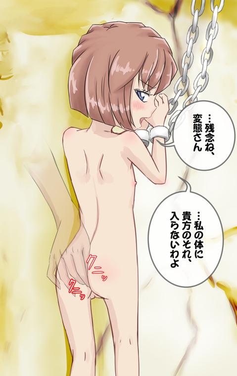 【名探偵コナン】灰原哀の二次エロ画像 100枚-060