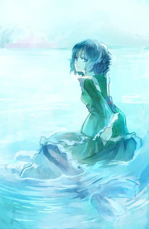 【東方】わかさぎ姫の二次エロ画像② 50枚-045