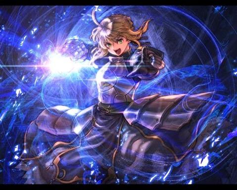 【Fate】セイバーの二次エロ画⑤ 100枚-049