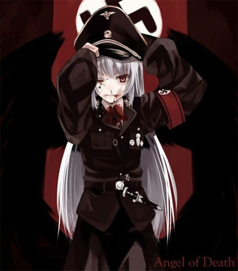 軍服を着た女の子の二次エロ画像 065