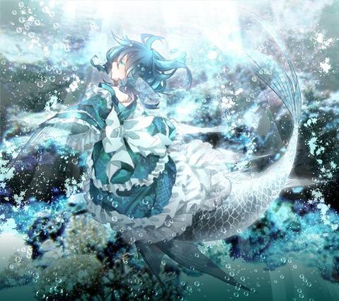 【東方】わかさぎ姫の二次エロ画像② 50枚-027
