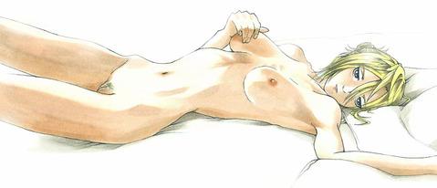 【進撃の巨人】アニの二次エロ画像 100枚-051