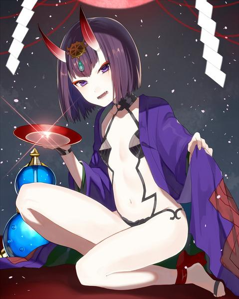 【Fate】】酒呑童子の二次エロ② 100枚-076