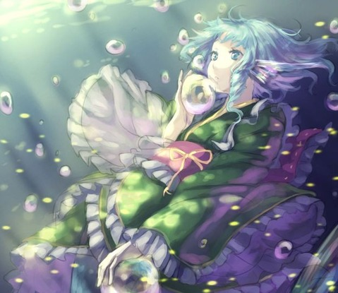 【東方】わかさぎ姫の二次エロ画像② 50枚-003