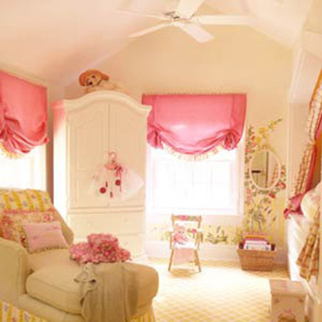 pink-baby-room-decoration
