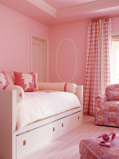 Steven-Miller-eclectic-pink-girls-room