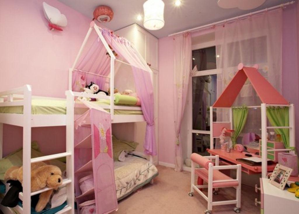 可愛い部屋紹介ブログ ピンク色の部屋いっぱい