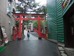 5合目の神社