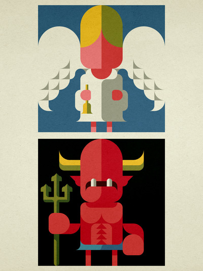 02 angel&devil Behance Japan Portfolio Reviews 6