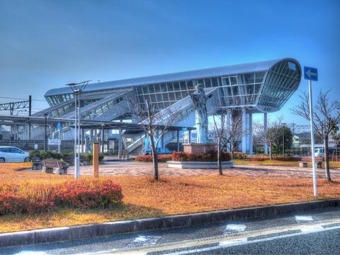 神埼駅HDR