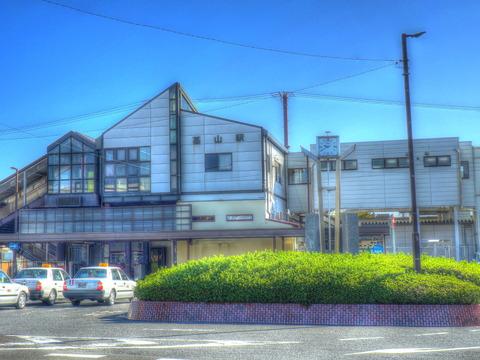 基山駅HDR