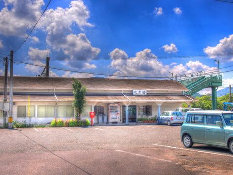 北方駅HDR