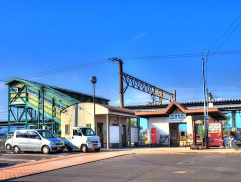 久保田駅HDR