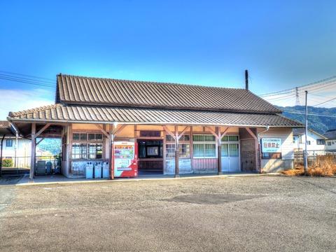 山本駅HDR