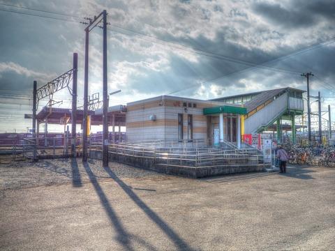 鍋島駅HDR
