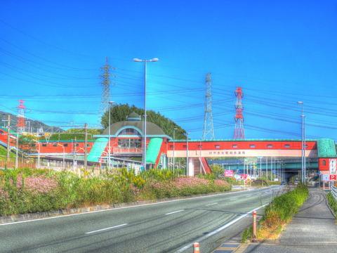 けやき台駅南側HDR