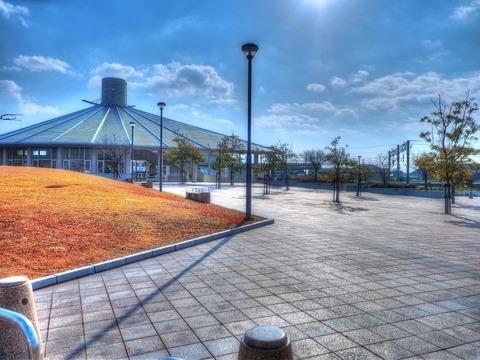 吉野ケ里公園駅HDR1