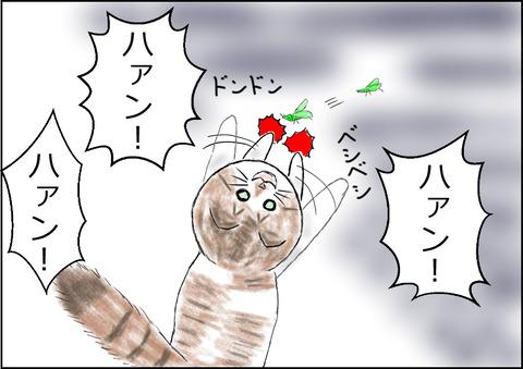 ハルとバッタ4