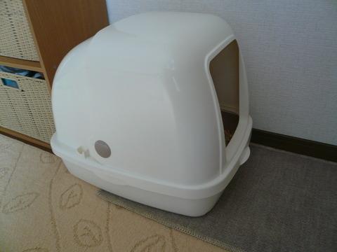 711猫トイレ