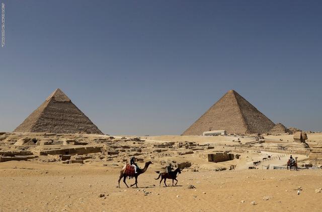 ◆悲報◆英国のANTIFA主張がもう滅茶苦茶「奴隷を働かせて造ったピラミッドは破壊しろ!」