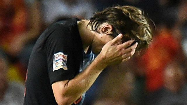 ◆悲報◆モドリッチ、セルヒオ・ラモスらに泣かされる