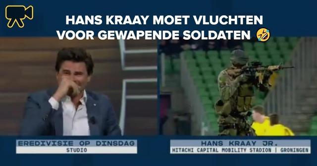 ◆オランダ◆堂安律の試合見てたら軍の降下部隊が上からライフル持って落下してきてワロタwww