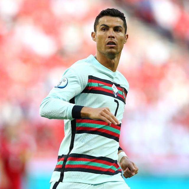 ◆EURO◆ロナウドに新たな称号…ハンガリー戦出場で史上初の5大会連続試合出場達成!
