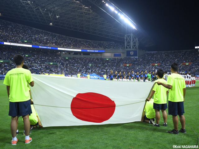 ◆W杯予選◆AFCが公表した日本代表の最終予選予備登録メンバーがいろいろおかしいと話題に!