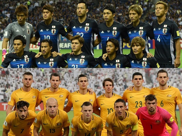◆W杯予選◆B組4節 豪州×日本の結果 日本先制もPKで追いつかれ最低限の引分け