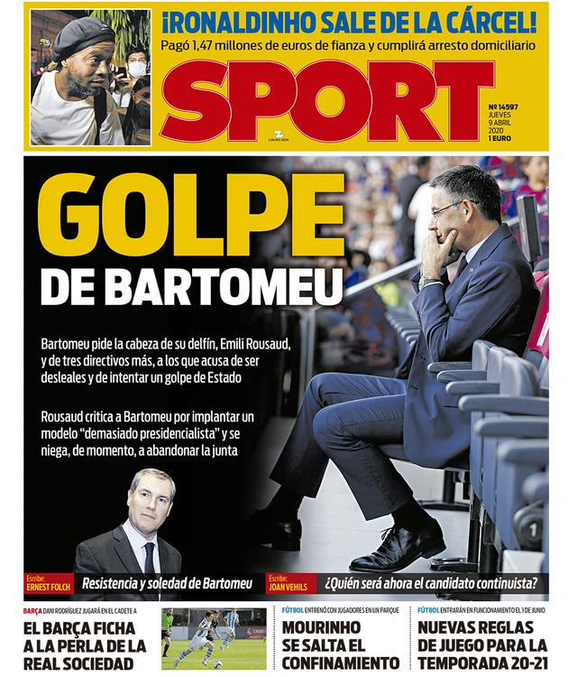 ◆悲報◆バルセロナさんこんなときに首脳陣が内紛分裂!…幹部6人辞任