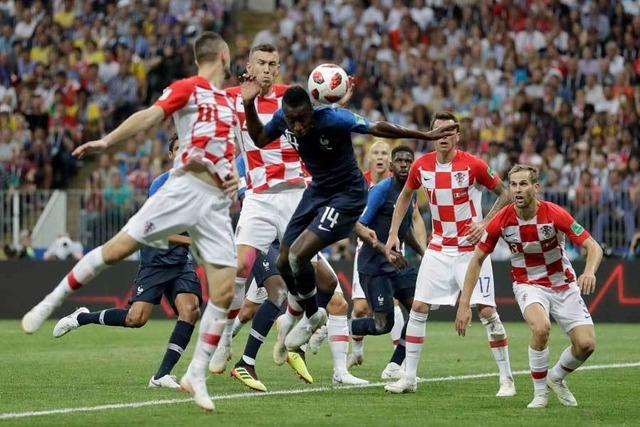 """◆ロシアW杯◆フランスのPK獲得は""""誤審""""と英解説者が一斉に指摘!「愚かな判定、わざと触っていない」"""