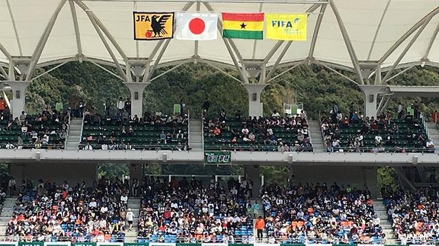 ◆なでしこ◆親善試合ガーナ戦 なでしこ全部別の選手で7G!ブラジルスコアでガーナに完勝!