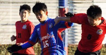 ◆U世代◆14歳の東京久保建英、堂々U18公式戦デビュー