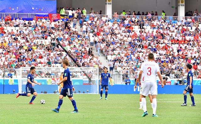 """◆ロシアW杯◆18年W杯・ポーランド戦0-1の負け逃げに賛否両論も…まともに戦えば""""終戦""""だった"""