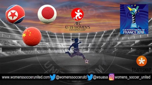 ◆AFC U19女子◆決勝 日本×北朝鮮  日本、植木理子のゴールで1-0で優勝!