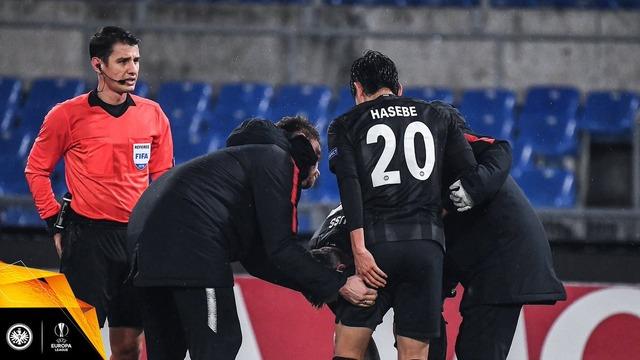 ◆悲報◆フランク長谷部、消化試合で負傷退場「無意味な試合で最高の男を失った」と地元紙オコ