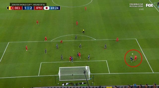 ◆悲報◆川島永嗣兄貴が決められた1点目フェルトンゲンのロングヘッドゴールはワールドカップ記録 by BBC