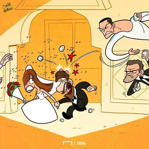 ◆悲報◆元バルサ監督ルイス・エンリケ メッシの結婚式に呼んでもらえず