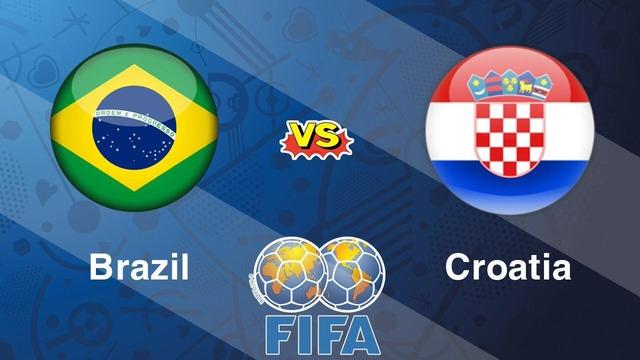 ◆親善試合◆ブラジル×クロアチア ブラジル、復帰戦のネイマールとフィルミノのゴールで2-0と快勝!10戦負け無し