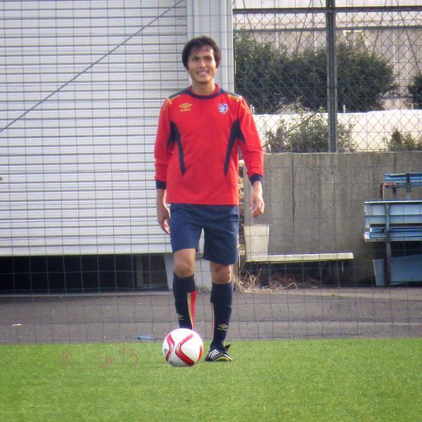 ◆ナビ杯速報◆前田遼一(FC東京)今期1号ゴールはオウンゴール
